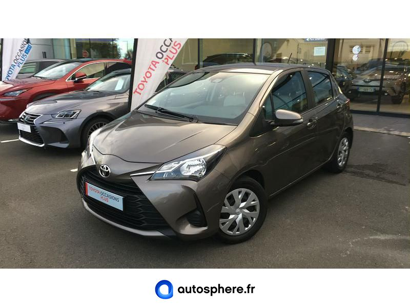 TOYOTA YARIS 70 VVT-I FRANCE CONNECT 5P RC19 - Photo 1