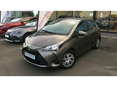 TOYOTA YARIS 70 VVT-I FRANCE CONNECT 5P RC19 - Miniature 1