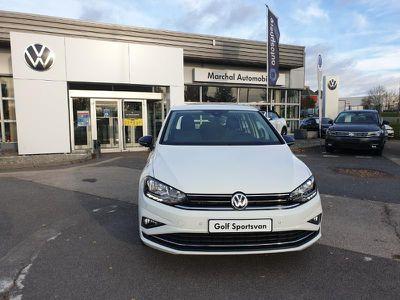 Volkswagen Golf Sportsvan 1.6 TDI 115ch BlueMotion Technology FAP IQ.Drive Euro6d-T 111g occasion