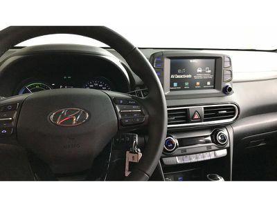 Hyundai Kona 1.6 GDi hybrid 141ch Intuitive DCT-6 Euro6d-T EVAP occasion