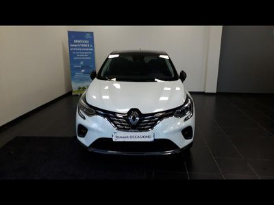 Renault Captur 1.6 E-Tech Plug-in 160ch Initiale Paris occasion