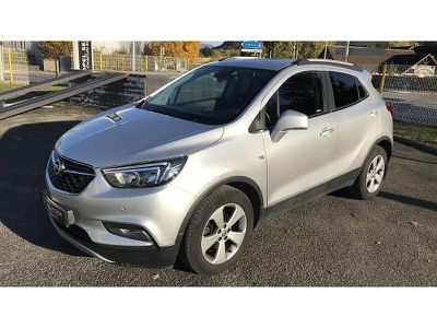Opel Mokka X 1.4 Turbo 140ch Innovation 4x2 occasion