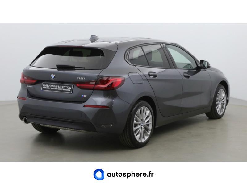 BMW SERIE 1 118I 140CH EDITION SPORT - Miniature 5