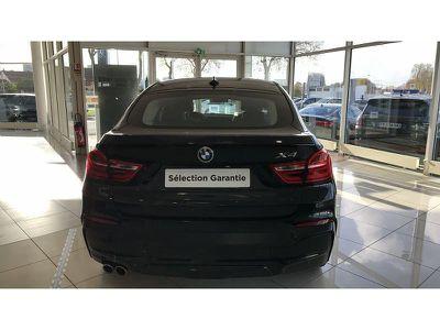 BMW X4 XDRIVE30DA 258CH M SPORT - Miniature 4
