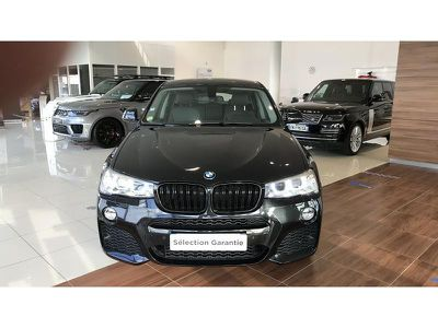 BMW X4 XDRIVE30DA 258CH M SPORT - Miniature 5