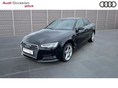 Audi A4 2.0 TDI 150ch S line S tronic 7 occasion