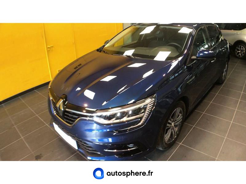 RENAULT MEGANE 1.3 TCE 140CH FAP INTENS EDC - 20 - Photo 1