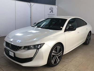 Peugeot 508 BlueHDi 180ch S&S GT EAT8 occasion