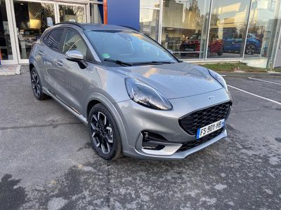 Ford Puma 1.0 EcoBoost 125ch mHEV ST-Line X occasion