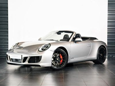 Porsche 911 Cabriolet 3.0 450ch 4 GTS PDK Euro6d-T occasion