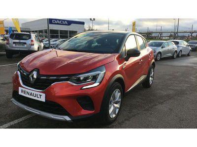 Leasing Renault Captur 1.3 Tce 130ch Fap Business
