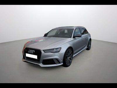 Audi Rs6 Avant 4.0 V8 TFSI 605ch performance quattro Tiptronic occasion