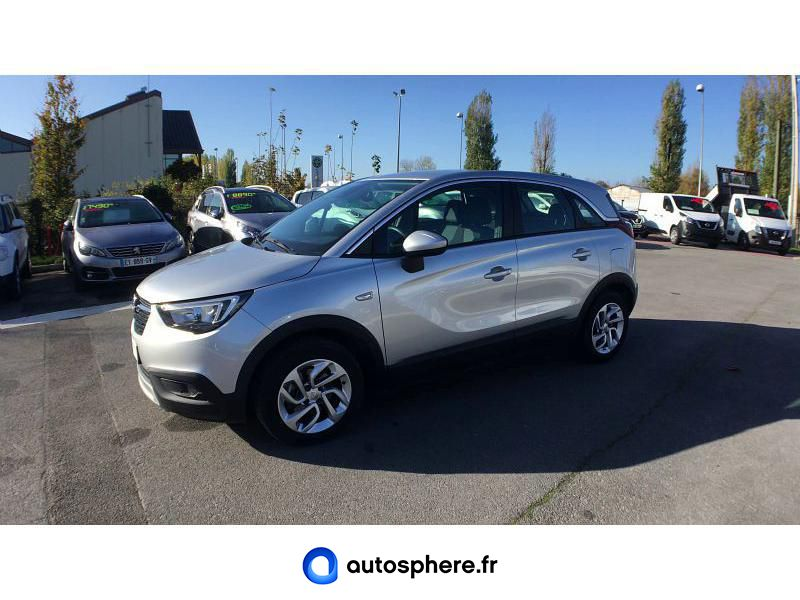 OPEL CROSSLAND X 1.5 D 120CH INNOVATION BVA EURO 6D-T - Photo 1