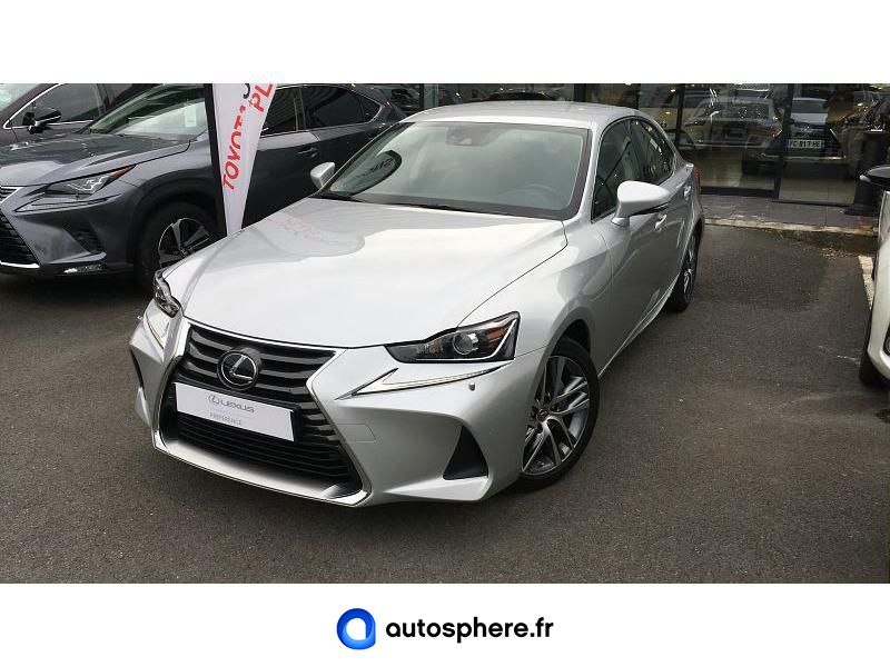 LEXUS IS 300H LUXE EURO6D-T - Photo 1