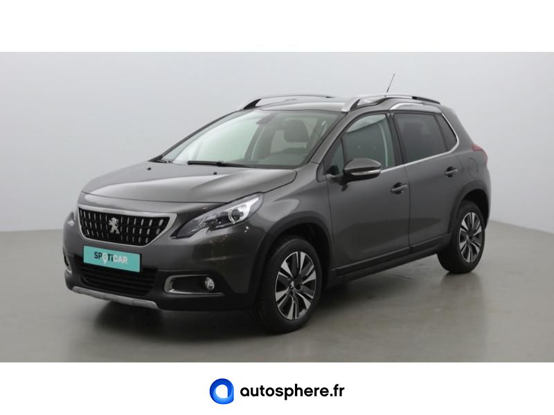PEUGEOT 2008 1.5 BLUEHDI 100CH E6.C ALLURE - Photo 1
