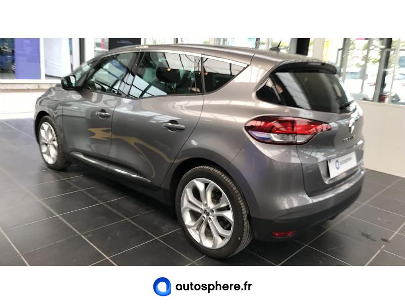 RENAULT SCENIC 1.7 BLUE DCI 120CH BUSINESS - Miniature 3