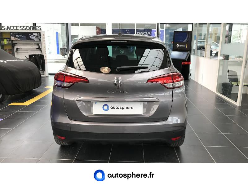 RENAULT SCENIC 1.7 BLUE DCI 120CH BUSINESS - Miniature 4