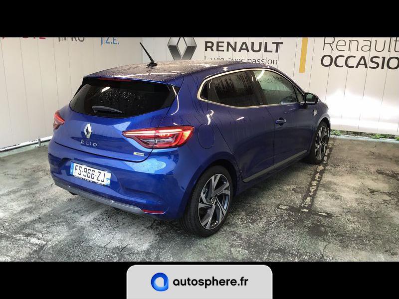 RENAULT CLIO 1.6 E-TECH 140CH RS LINE - Miniature 2