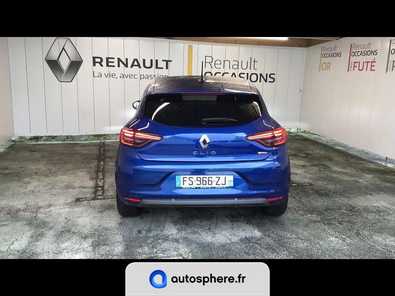 RENAULT CLIO 1.6 E-TECH 140CH RS LINE - Miniature 4
