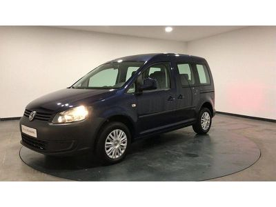 Volkswagen Caddy 1.6 TDI 102ch BlueMotion Trendline occasion
