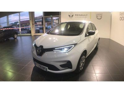 Renault Zoe Life charge normale R110 4cv occasion