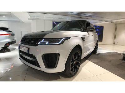 Leasing Land-rover Range Rover Sport 5.0 V8 S/c 575ch Svr Carbon Edition Mark Ix