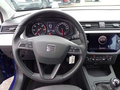 SEAT IBIZA 1.6 TDI 95CH START/STOP STYLE BUSINESS EURO6D-T - Miniature 4