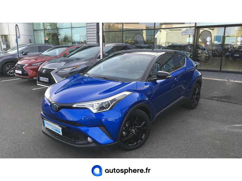 TOYOTA C-HR 122H GRAPHIC 2WD E-CVT RC18 - Photo 1