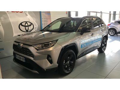 Toyota Rav4 Hybride 222ch Collection AWD-i MY20 occasion