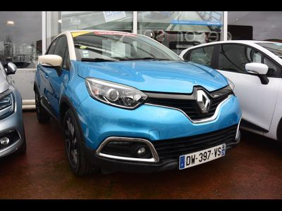 Renault Captur 1.5 dCi 90ch Stop&Start energy Intens EDC Euro6 2015 occasion