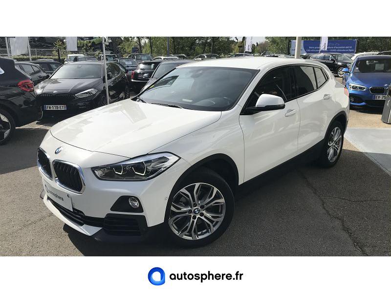 BMW X2 XDRIVE18D 150CH LOUNGE EURO6D-T 128G - Miniature 1
