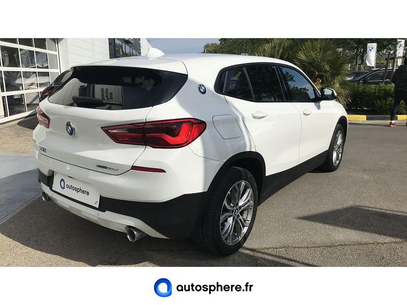 BMW X2 XDRIVE18D 150CH LOUNGE EURO6D-T 128G - Miniature 2
