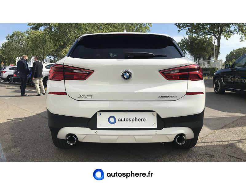BMW X2 XDRIVE18D 150CH LOUNGE EURO6D-T 128G - Miniature 4
