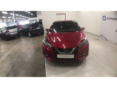 Leasing Nissan Micra 1.0 Ig-t 100ch Made In France 2020