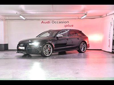 Audi Rs6 Avant 4.0 V8 TFSI 560ch quattro Tiptronic occasion
