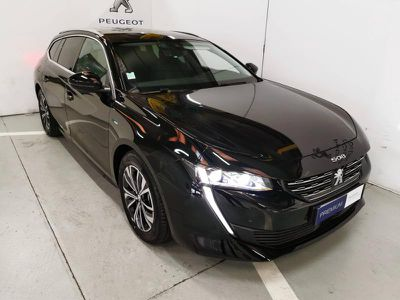 Peugeot 508 Sw HYBRID 225ch Allure Business e-EAT8 occasion