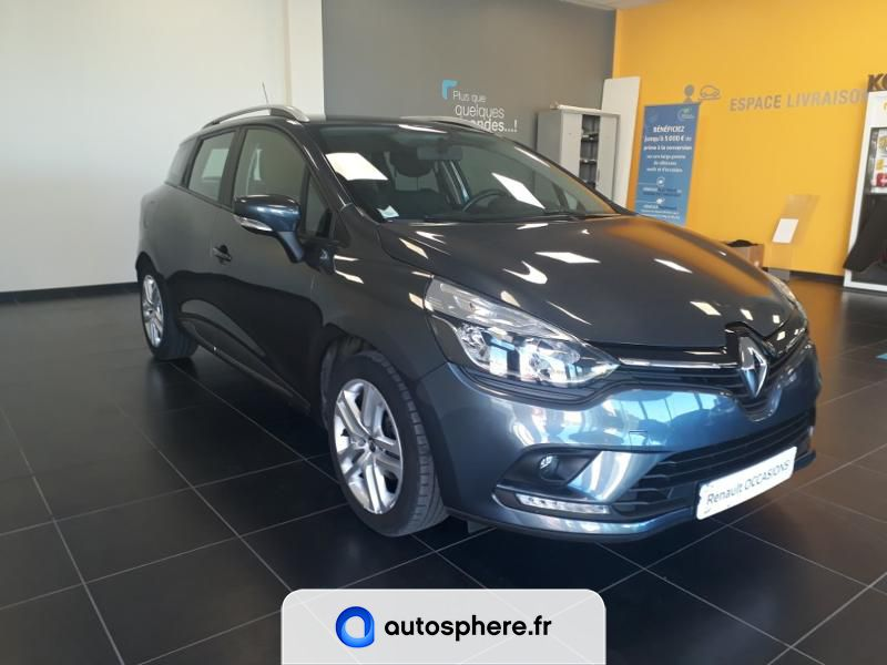 RENAULT CLIO ESTATE 1.5 DCI 90CH ENERGY BUSINESS 82G - Photo 1