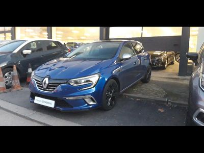 Renault Megane 1.7 Blue dCi 150ch GT-Line EDC occasion