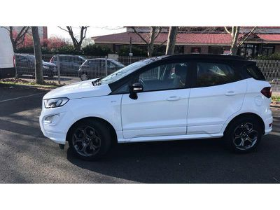 FORD ECOSPORT 1.0 ECOBOOST 125CH ST-LINE EURO6.2 - Miniature 3