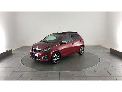 Peugeot 108 VTi 72 Top! Collection S&S 5p occasion