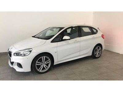 BMW SERIE 2 ACTIVE TOURER 218DA 150CH M SPORT - Miniature 3
