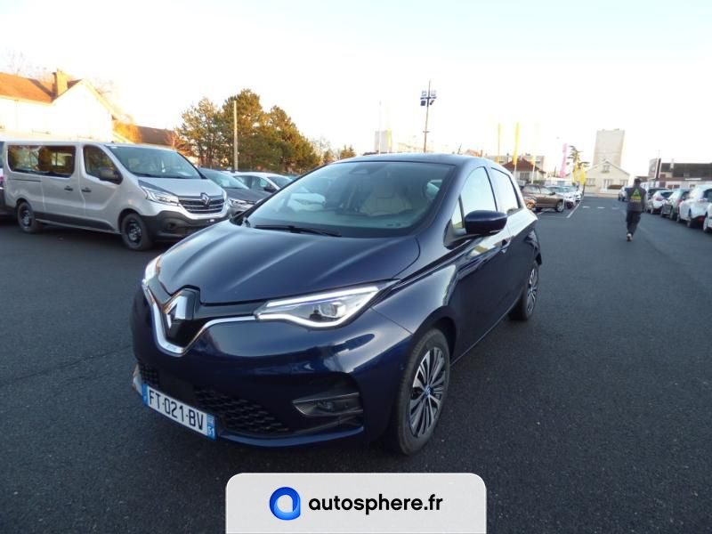 RENAULT ZOE GRAND LARGE CHARGE NORMALE R135 ACHAT INTéGRAL - 20 - Photo 1