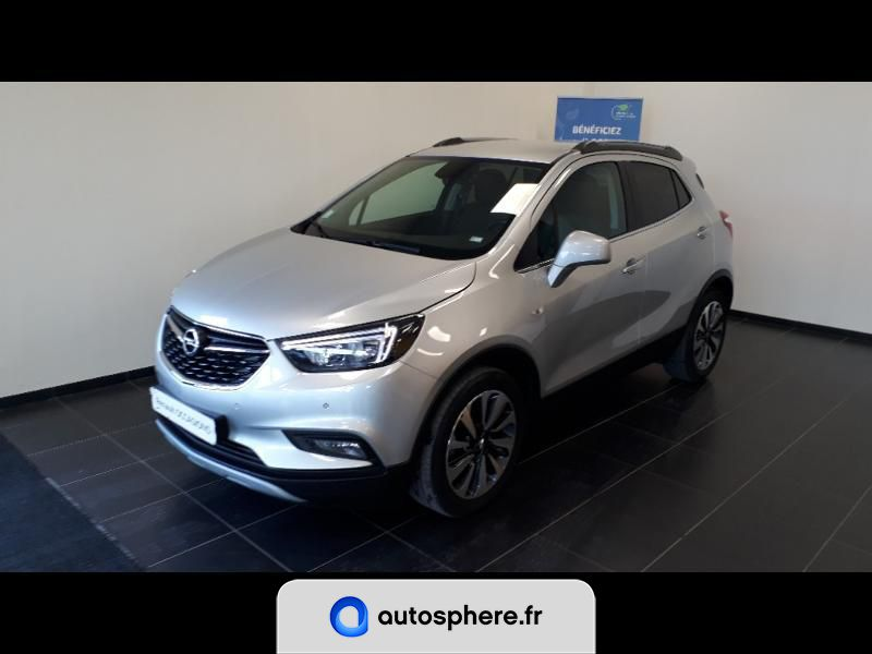 OPEL MOKKA X 1.6 D 136 ELITE 4X2 EURO6D-T - Photo 1
