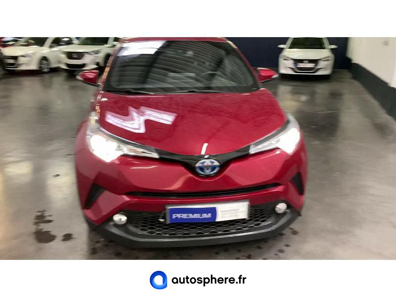 TOYOTA C-HR 122H EDITION 2WD E-CVT RC18 - Photo 1