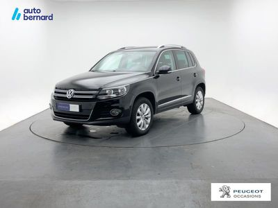 Leasing Volkswagen Tiguan 2.0 Tdi 140ch Bluemotion Technology Fap Sportline Business