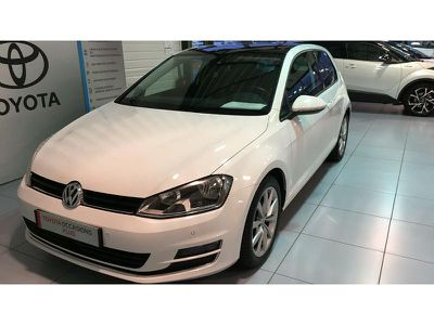 Volkswagen Golf 1.2 TSI 105ch BlueMotion Technology Carat 3p occasion