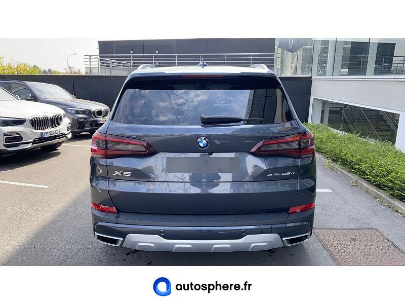 BMW X5 XDRIVE25DA 231CH XLINE 13CV - Miniature 4