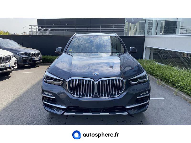BMW X5 XDRIVE25DA 231CH XLINE 13CV - Miniature 5