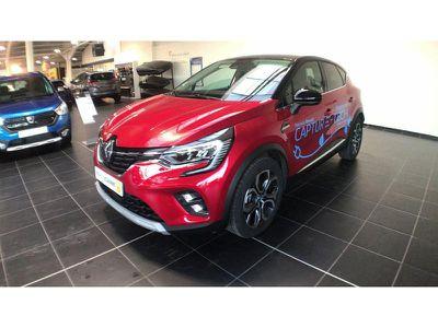 Renault Captur 1.6 E-Tech Plug-in 160ch Intens occasion