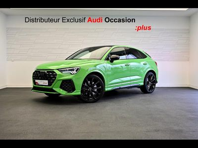 Audi Rs Q3 Sportback 2.5 TFSI 400ch quattro S tronic 7 occasion